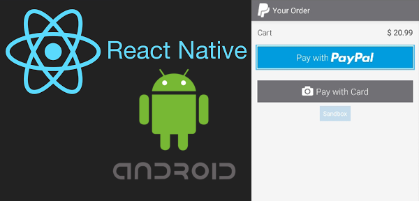 Membuat Android library wrapper untuk React Native